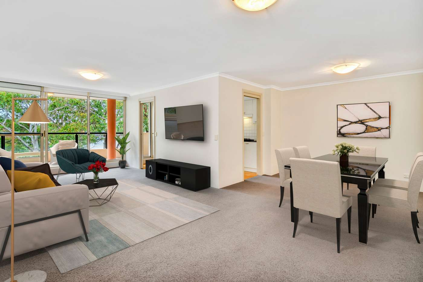 Main view of Homely apartment listing, 58/50 Oxley Street, St Leonards NSW 2065