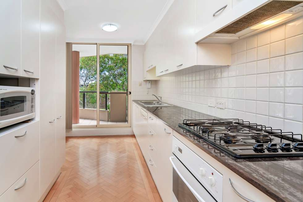 Fourth view of Homely apartment listing, 58/50 Oxley Street, St Leonards NSW 2065