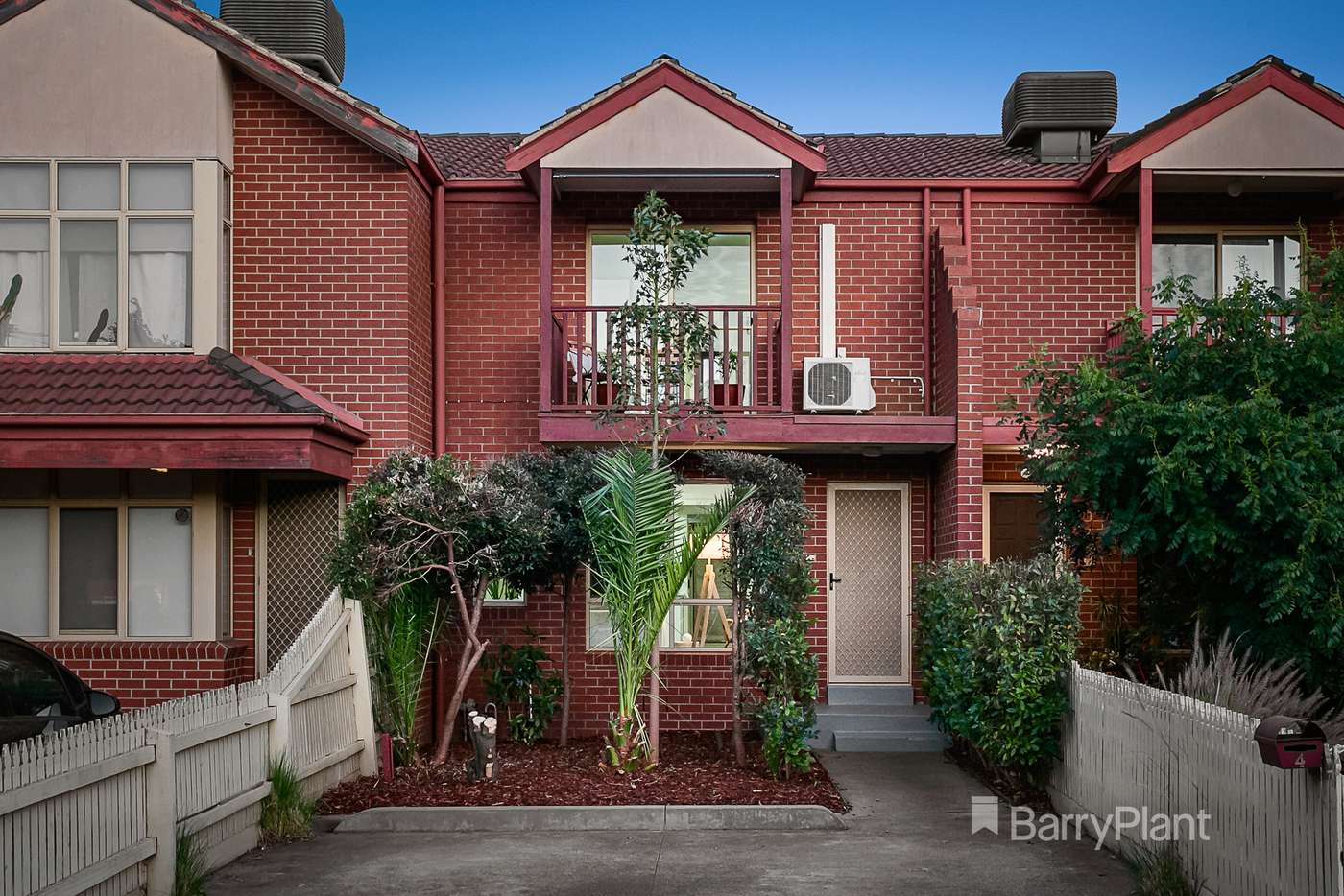 Main view of Homely townhouse listing, 4 Mill Place, Coburg VIC 3058