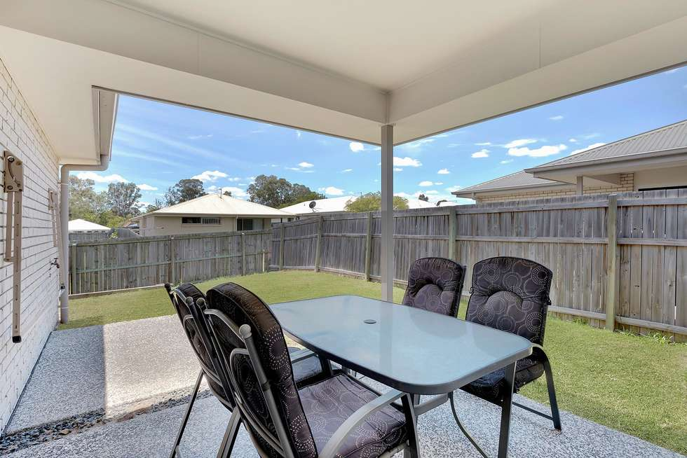 Third view of Homely semiDetached listing, 12a Weston Court, Bellbird Park QLD 4300