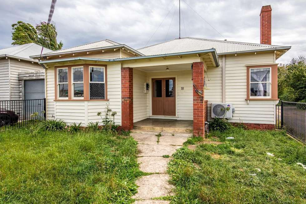 Second view of Homely house listing, 18 Albert Street, Sebastopol VIC 3356