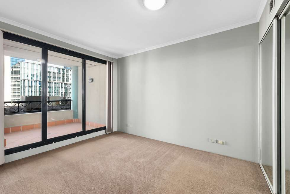 Second view of Homely apartment listing, 2001 1 Hosking Place, Sydney NSW 2000