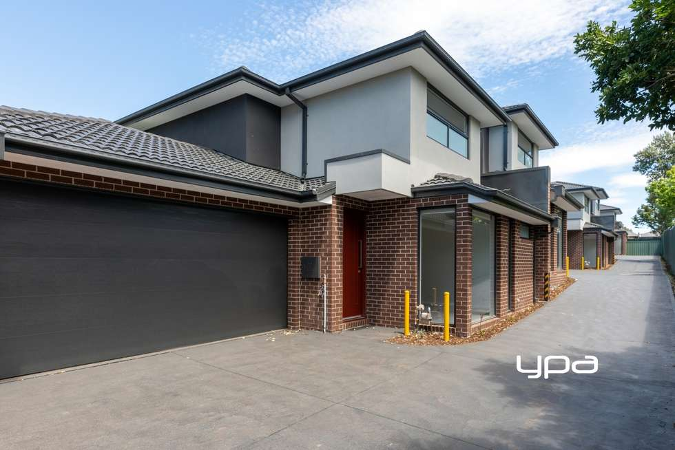 Second view of Homely townhouse listing, 4/110 Anderson Road, Sunbury VIC 3429