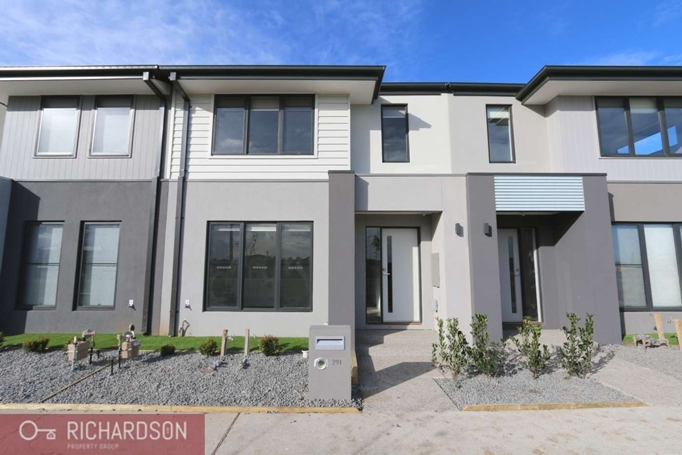 Main view of Homely townhouse listing, 291 Dunnings Road, Point Cook VIC 3030