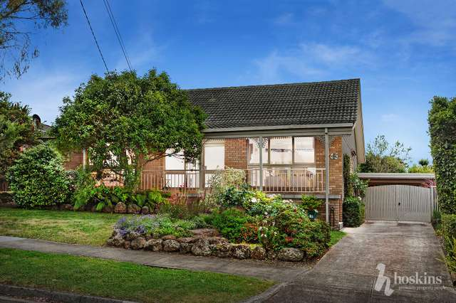 45 Woodleigh Crescent, Vermont South VIC 3133