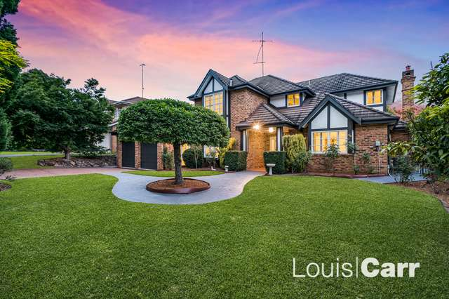 41 Westminster Drive, Castle Hill NSW 2154