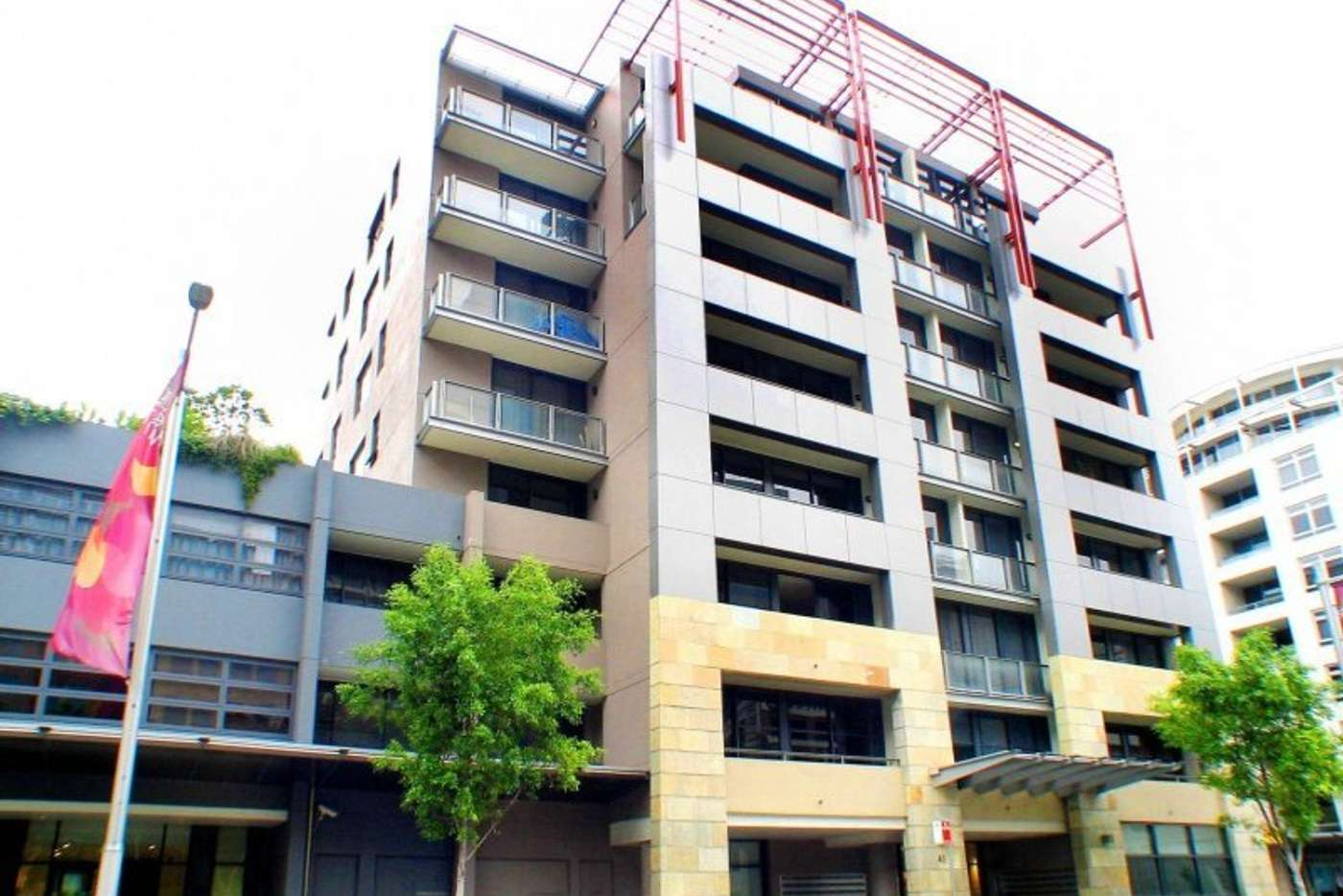 Seventh view of Homely apartment listing, 704/45 Shelley Street, Sydney NSW 2000