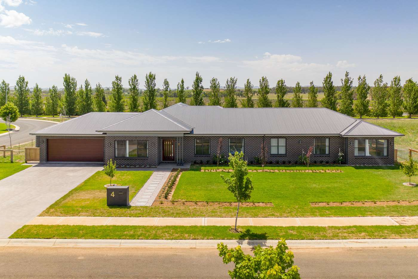 Main view of Homely house listing, 4 Butler Circle, Mudgee NSW 2850