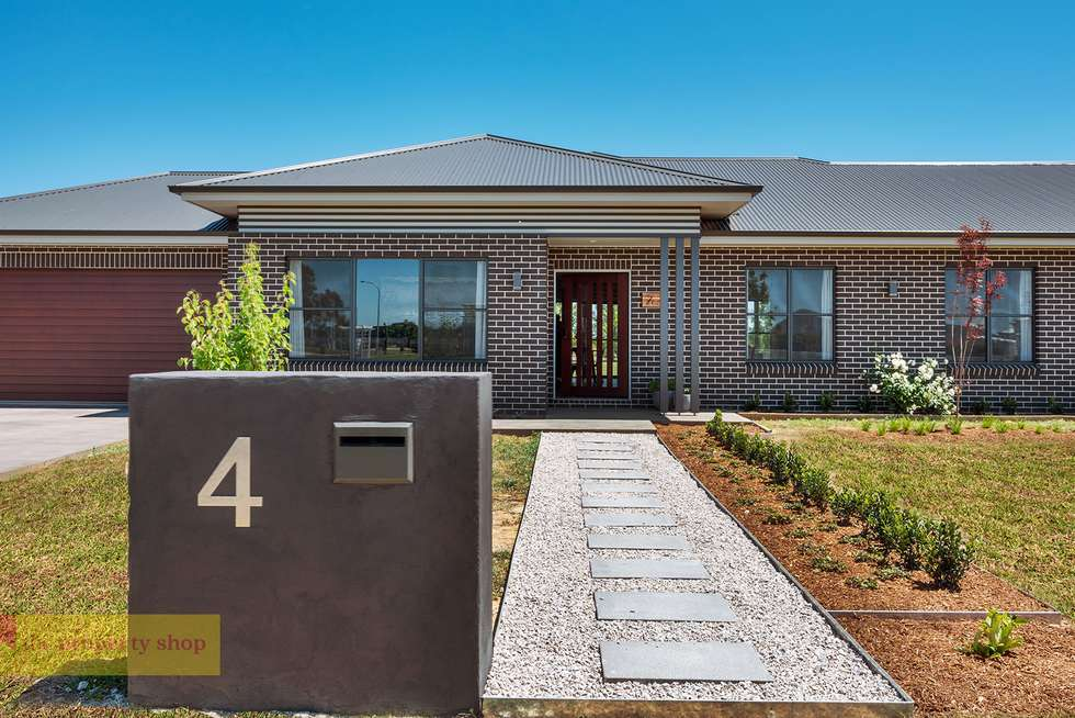 Second view of Homely house listing, 4 Butler Circle, Mudgee NSW 2850