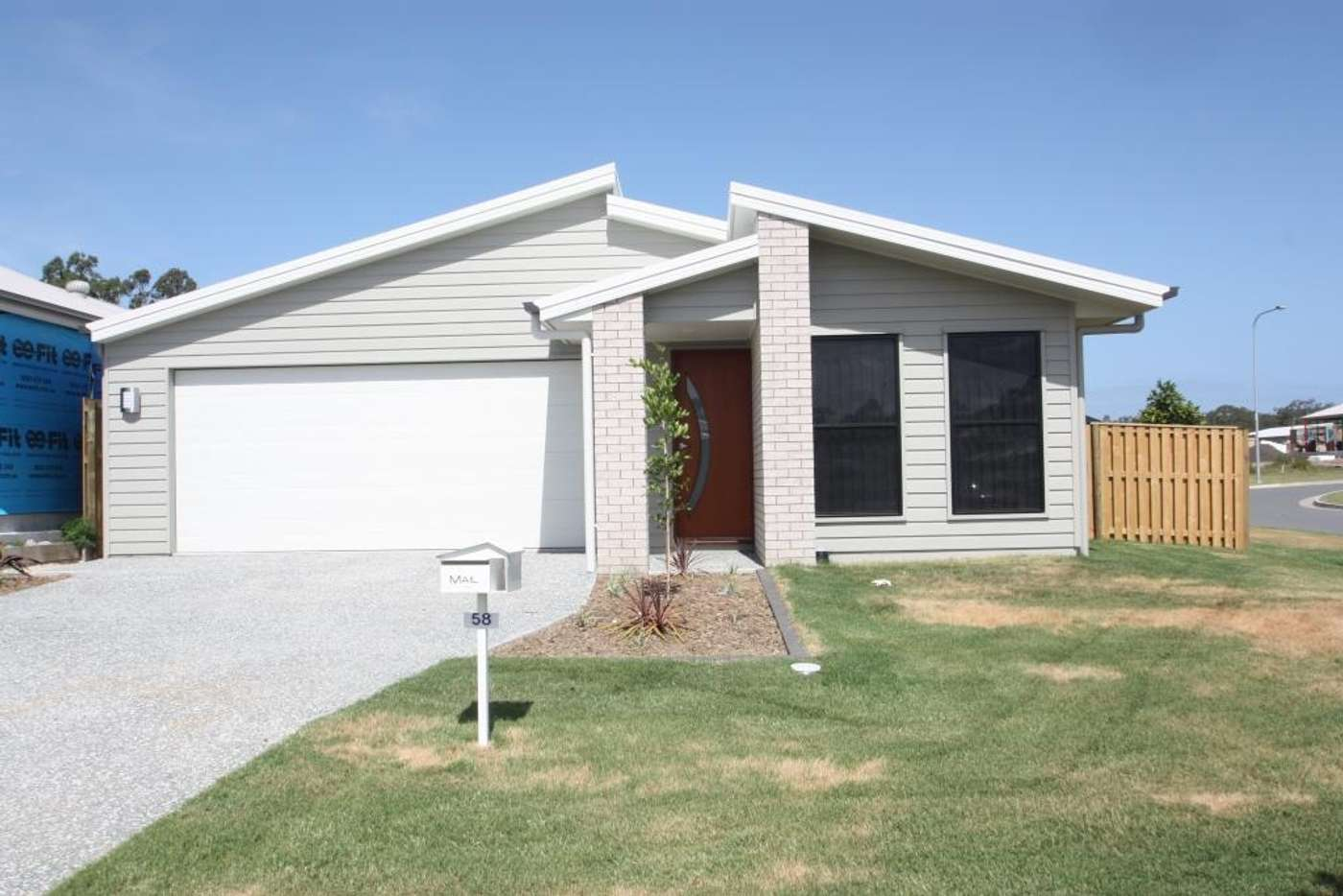 Main view of Homely house listing, 58 Marshall Circuit, Coomera QLD 4209