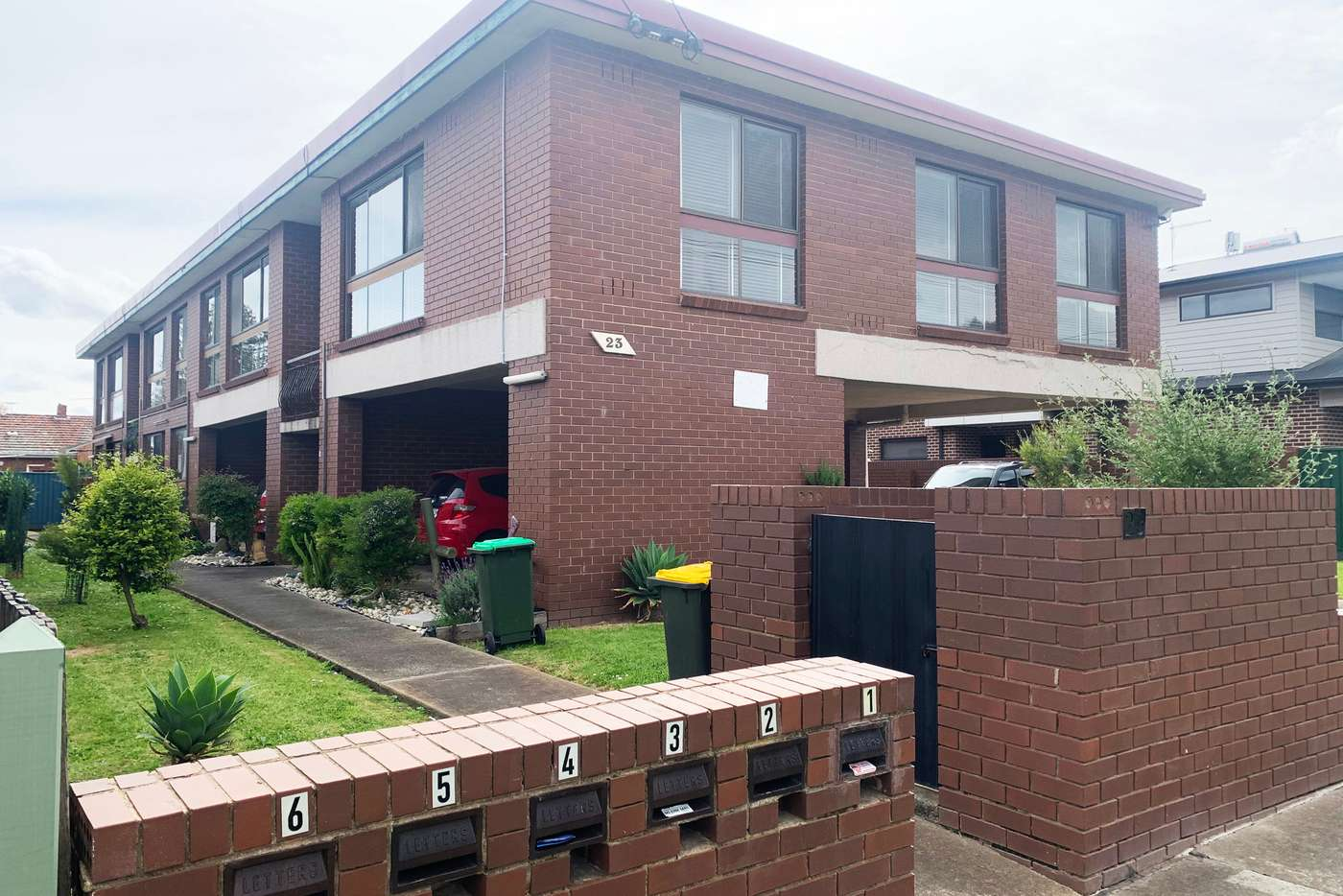 Main view of Homely unit listing, 6/23 Bruce Street, Coburg VIC 3058