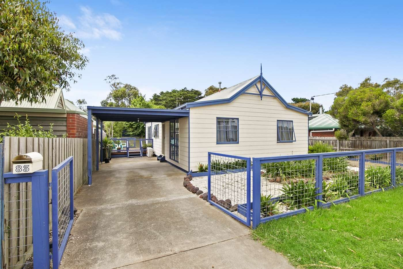 Main view of Homely house listing, 83 Bonnyvale Road, Ocean Grove VIC 3226