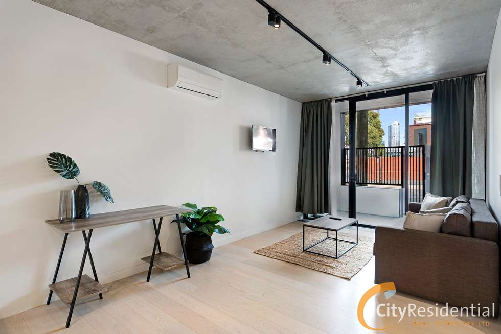Second view of Homely apartment listing, 5/380 Queensberry Street, North Melbourne VIC 3051