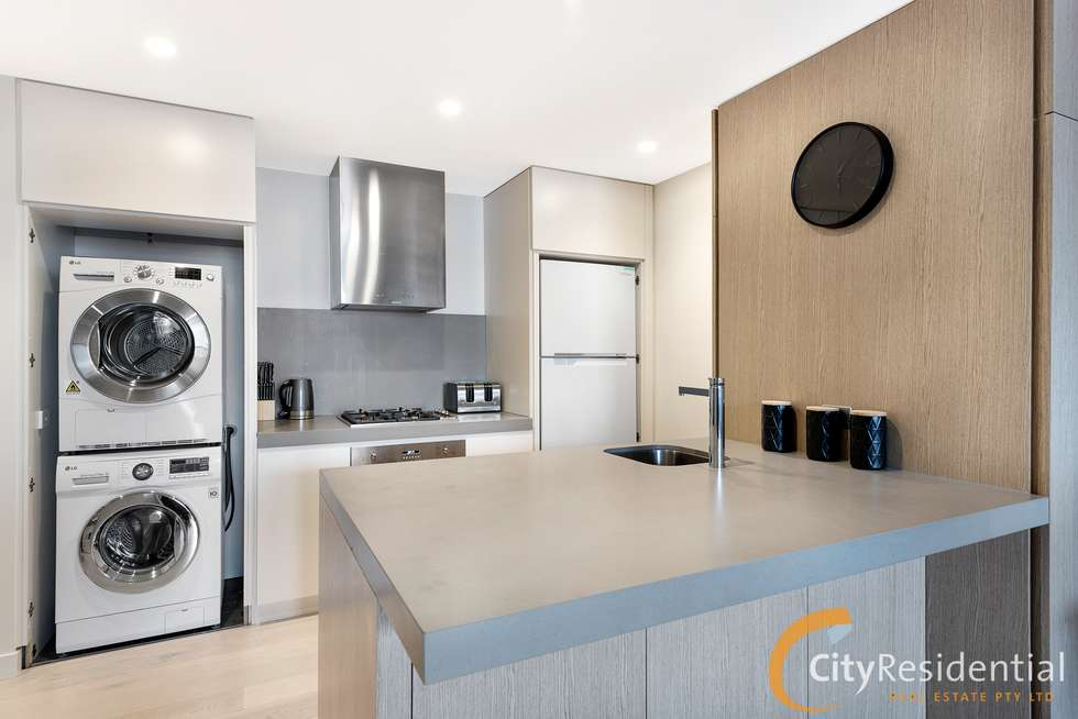 Third view of Homely apartment listing, 5/380 Queensberry Street, North Melbourne VIC 3051
