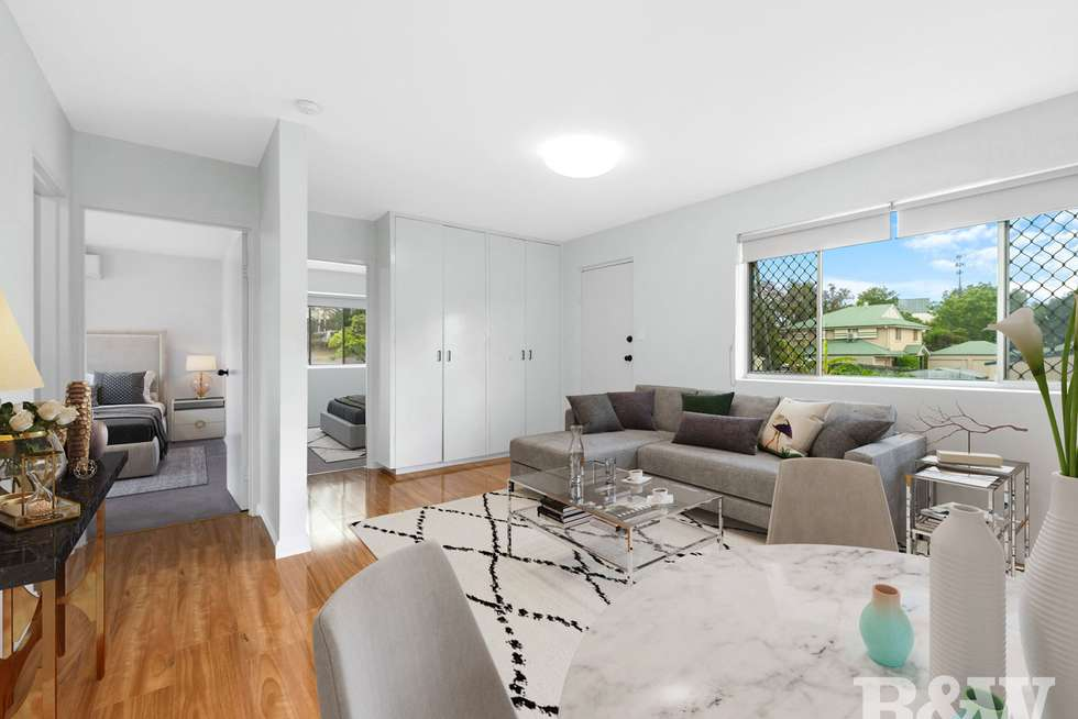 Second view of Homely unit listing, 3/14 Foster Street, Newmarket QLD 4051
