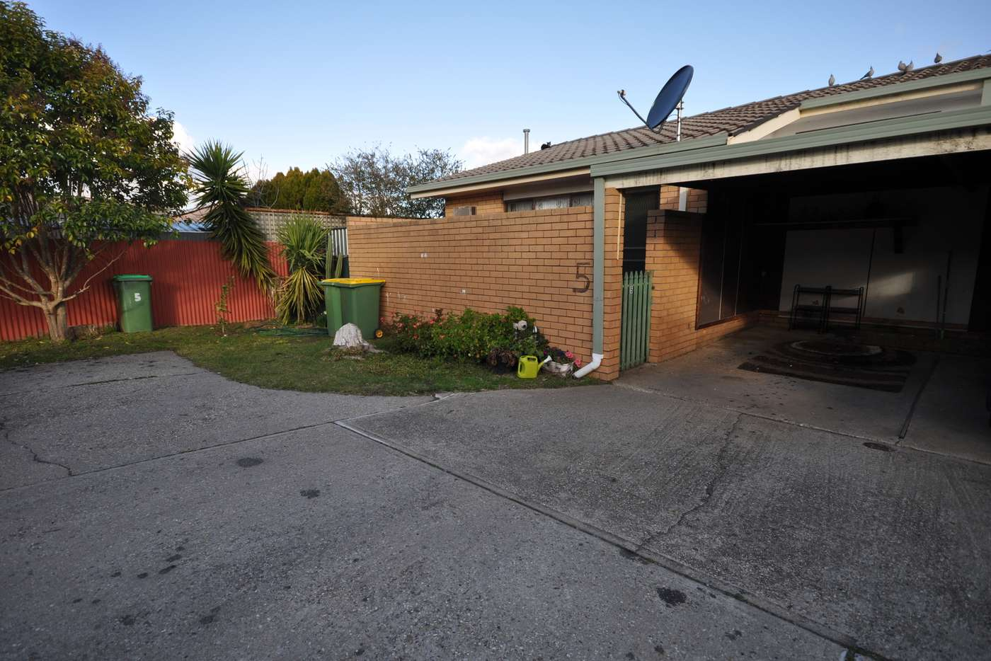 Main view of Homely unit listing, 5/610 Prune Street, Lavington NSW 2641