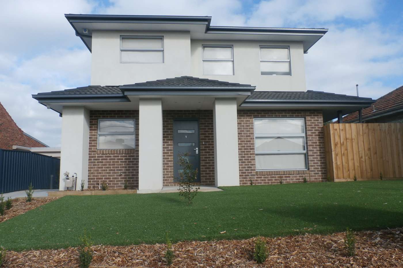 Main view of Homely townhouse listing, 1/7 Reynolds Parade, Pascoe Vale South VIC 3044