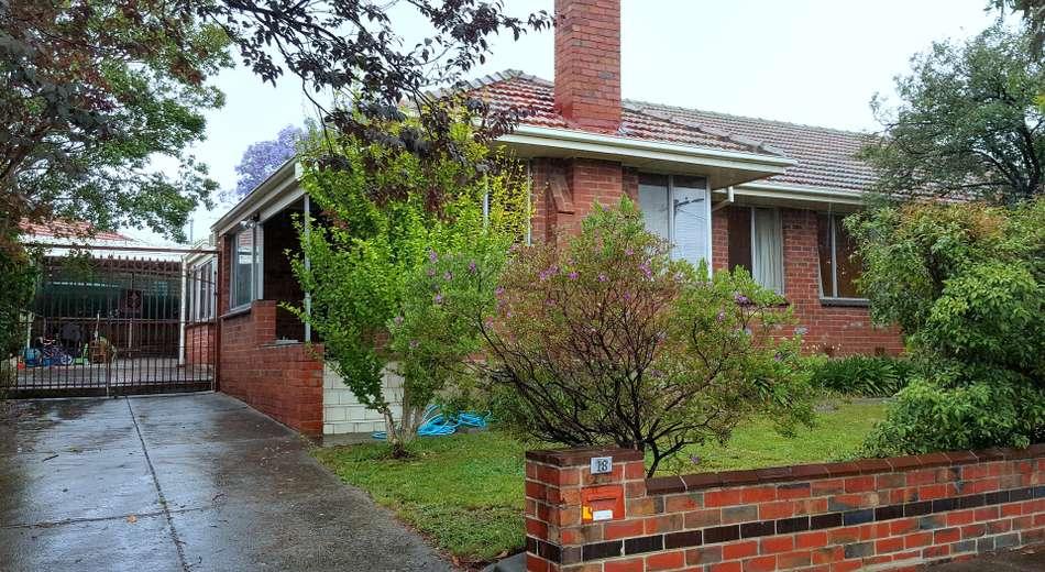 18 Boyd Crescent, Coburg VIC 3058