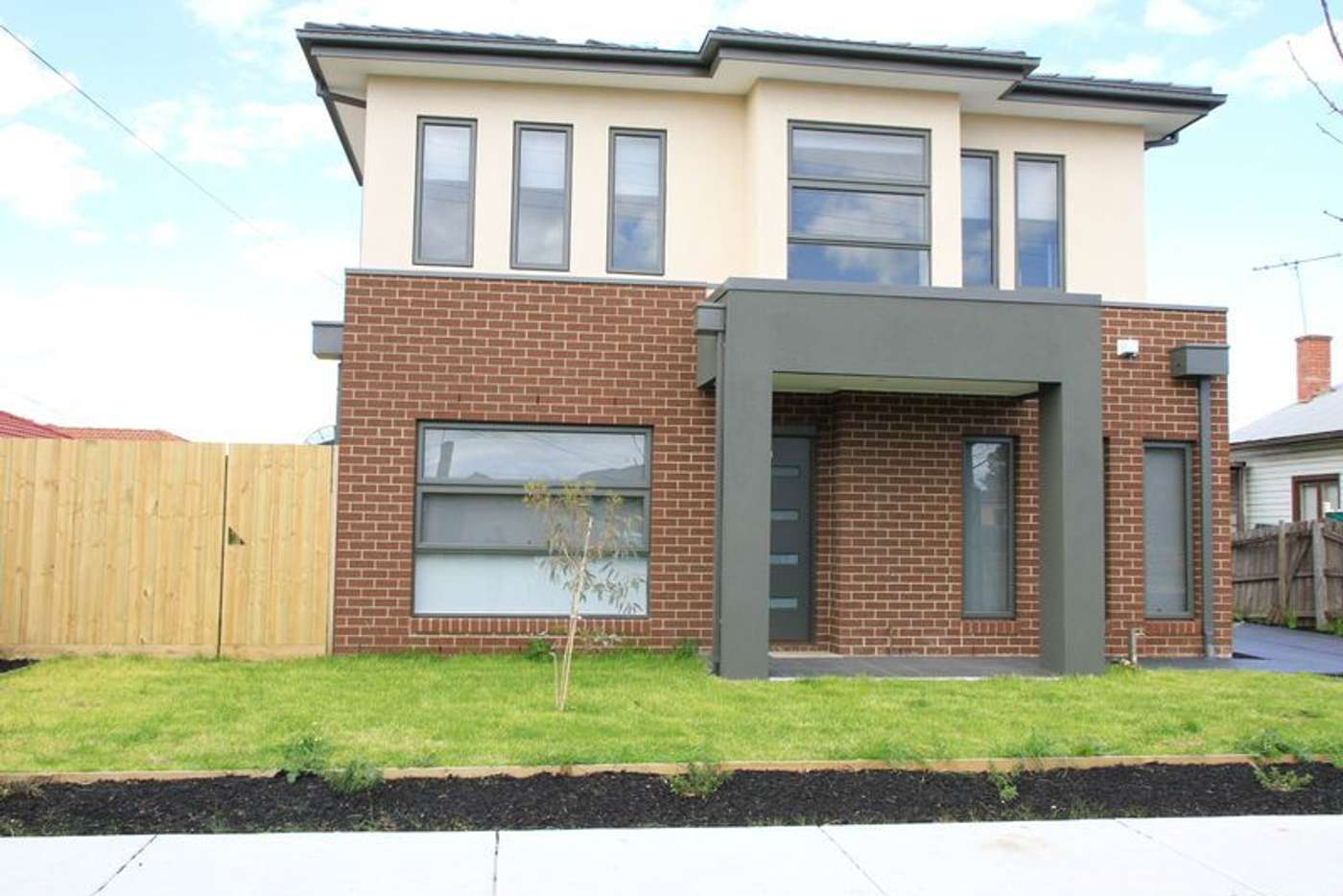 Main view of Homely townhouse listing, 1/23 Princess Avenue, Springvale VIC 3171