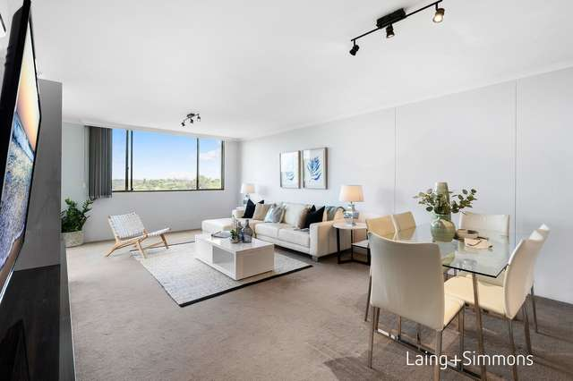 173/107-115 Pacific Highway, Hornsby NSW 2077