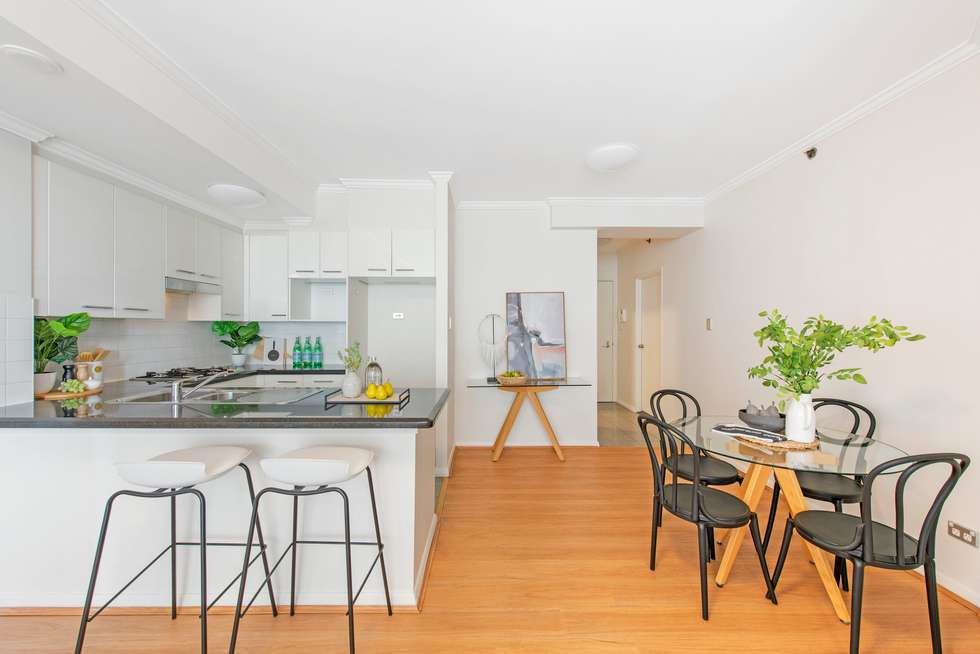 Third view of Homely apartment listing, 54/515 Kent Street, Sydney NSW 2000