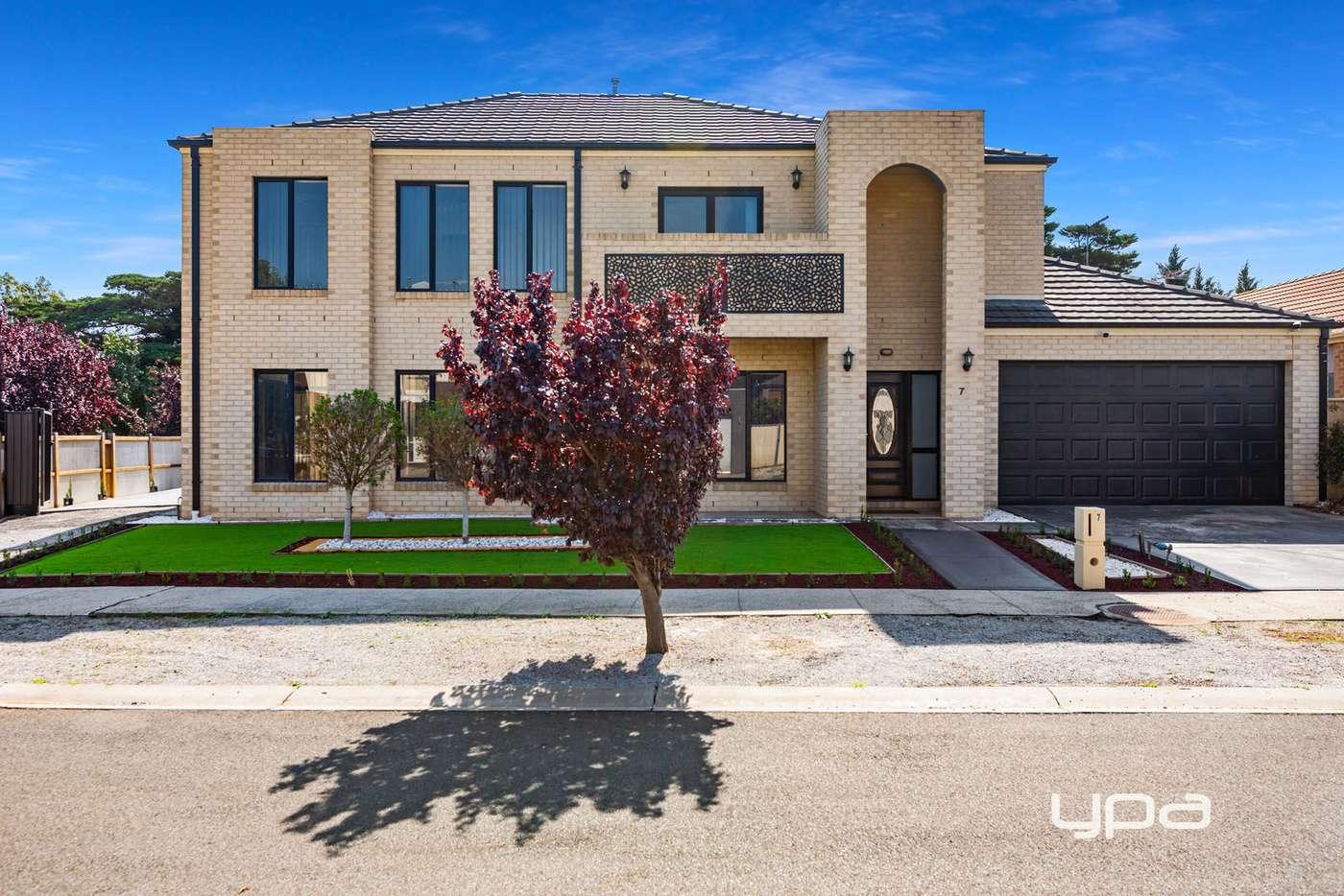 Main view of Homely house listing, 7 Deepdene Street, Caroline Springs VIC 3023