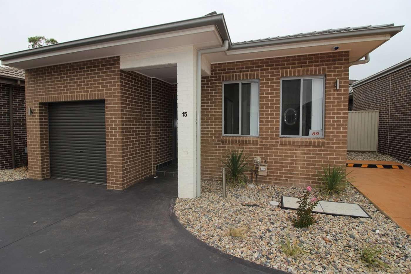 Main view of Homely townhouse listing, 15 Vasanta Glade, Woodcroft NSW 2767