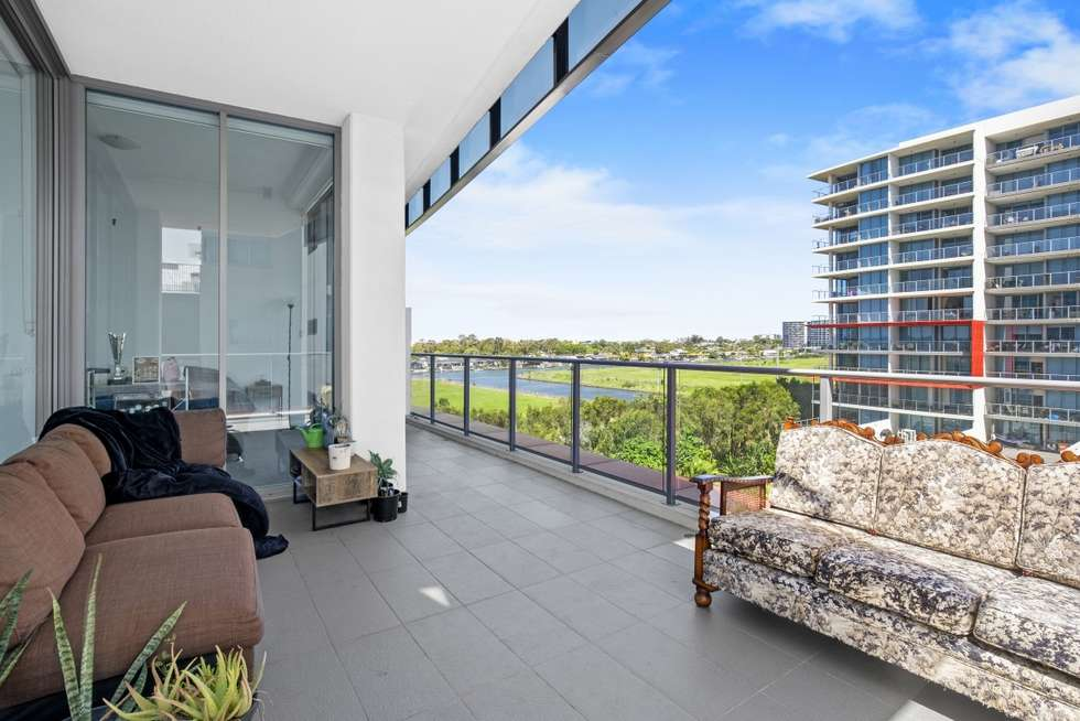 Second view of Homely unit listing, 4501/25-31 East Quay Drive, Biggera Waters QLD 4216