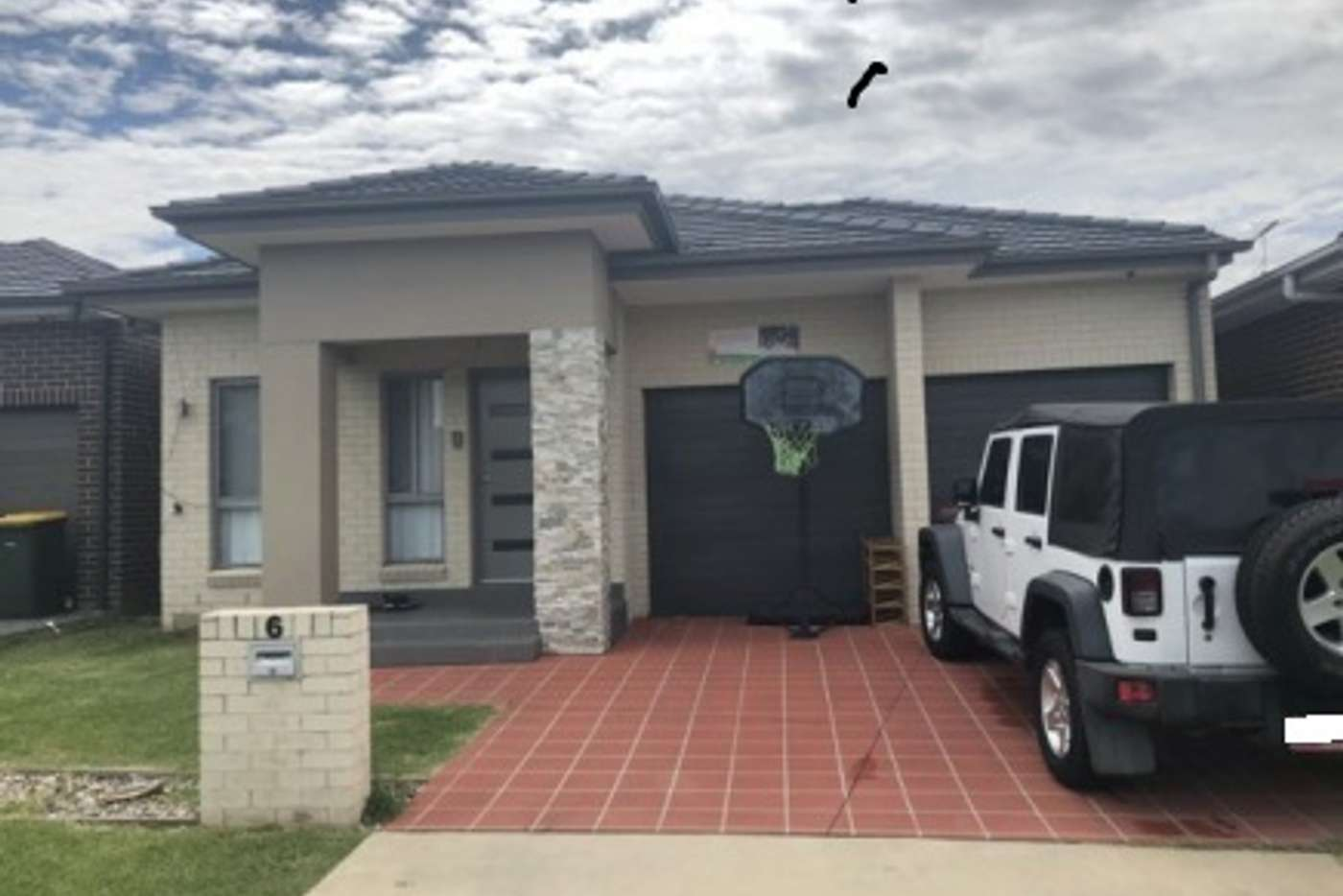 Main view of Homely house listing, 6 Fairlie Street, Kellyville Ridge NSW 2155