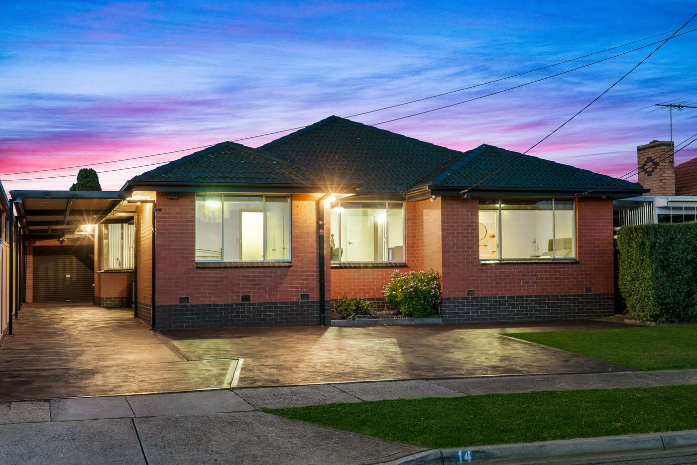Main view of Homely house listing, 14 Chelmsford Crescent, St Albans VIC 3021