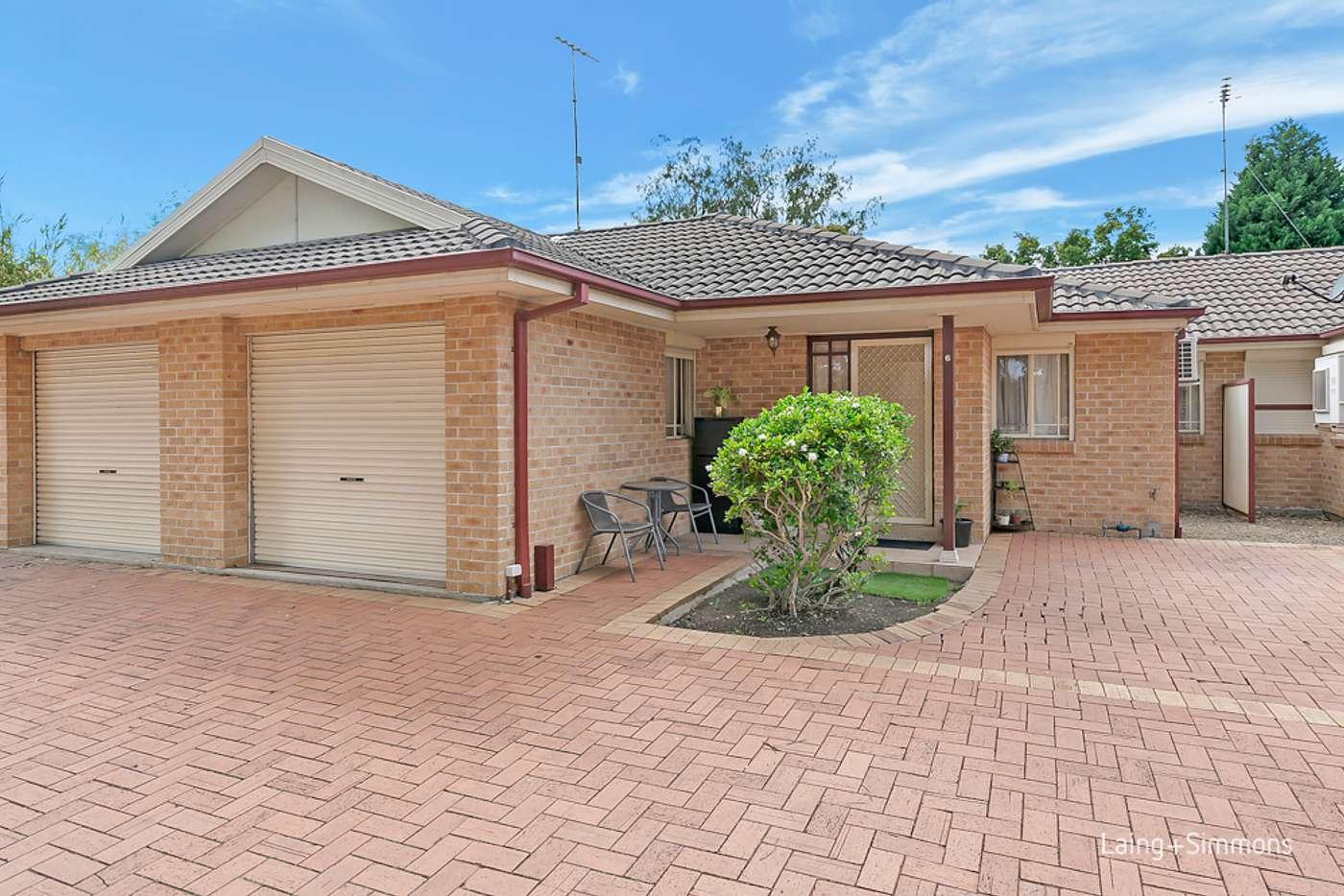 Main view of Homely villa listing, 6/15 O'Brien Street, Mount Druitt NSW 2770