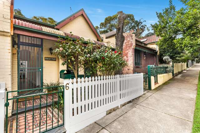 6 Barr Street, Balmain NSW 2041