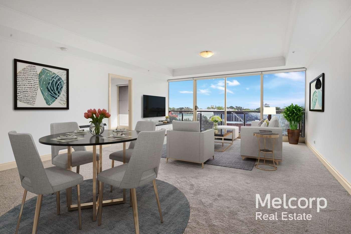 Main view of Homely apartment listing, 53/632 St Kilda Road, St Kilda VIC 3182