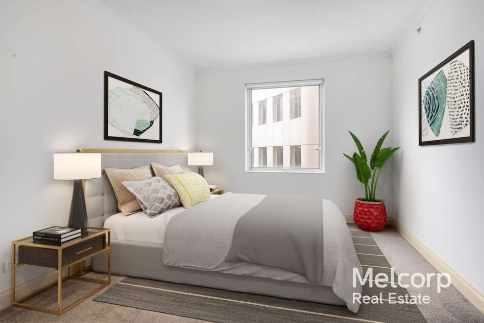 Second view of Homely apartment listing, 53/632 St Kilda Road, St Kilda VIC 3182