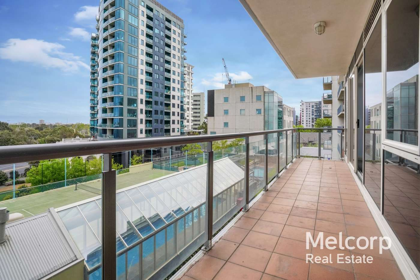 Fifth view of Homely apartment listing, 53/632 St Kilda Road, St Kilda VIC 3182