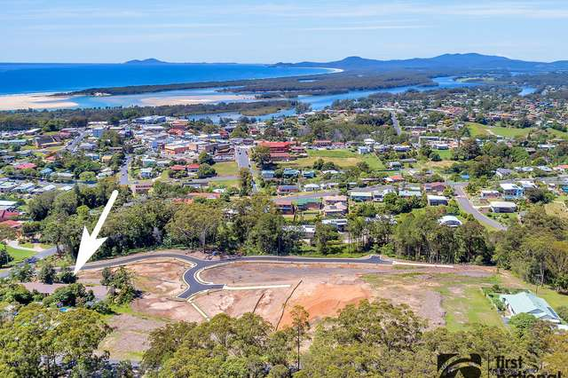 LOT 103 Newman Street 'forest Heights Estate', Nambucca Heads NSW 2448