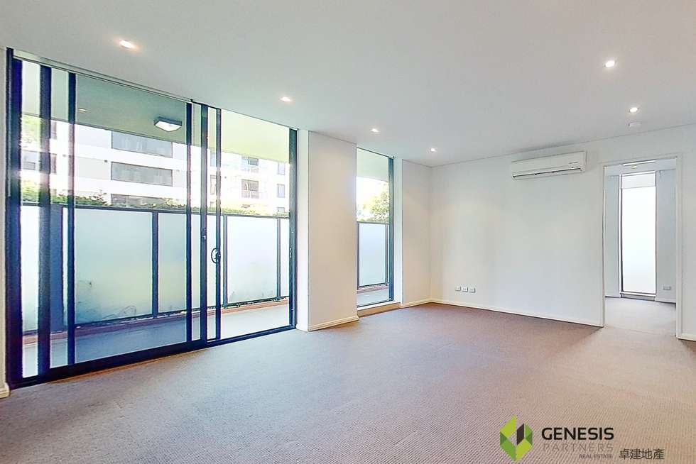 Second view of Homely apartment listing, 353/17-19 Memorial Avenue, St Ives NSW 2075