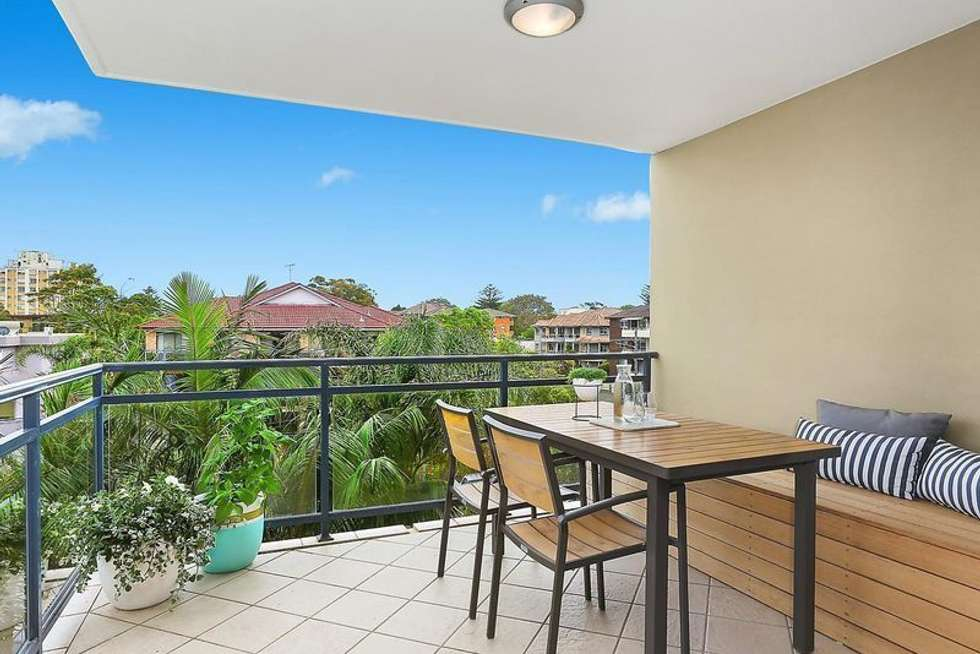 Third view of Homely apartment listing, 15/24 Parramatta Street, Cronulla NSW 2230