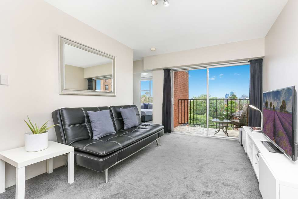 Second view of Homely apartment listing, 35/1 Cook Road, Centennial Park NSW 2021