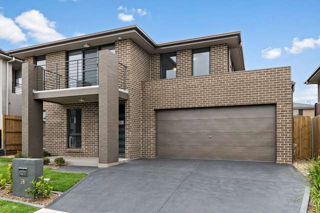 58 Fairfax Street, The Ponds NSW 2769