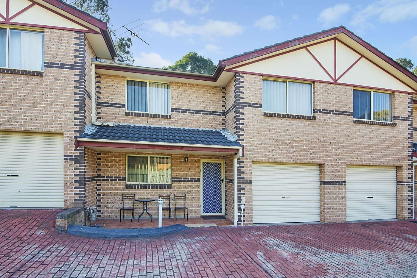 Main view of Homely townhouse listing, 6/41-43 Metella Road, Toongabbie NSW 2146