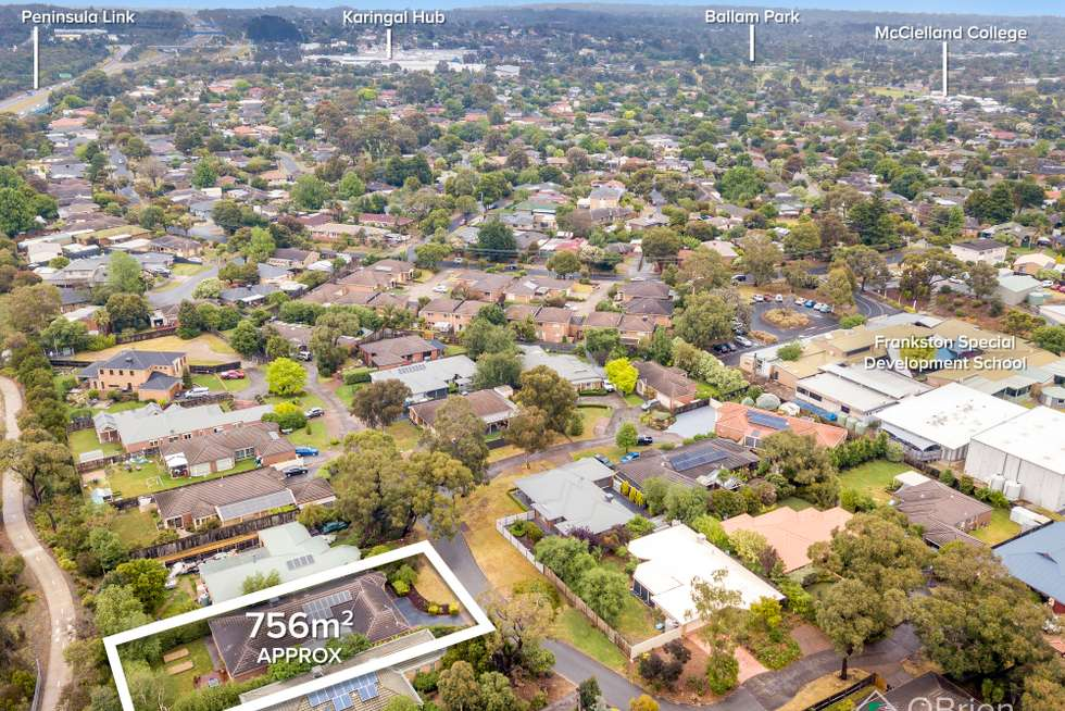 Second view of Homely house listing, 39 Manorwoods Drive, Frankston VIC 3199