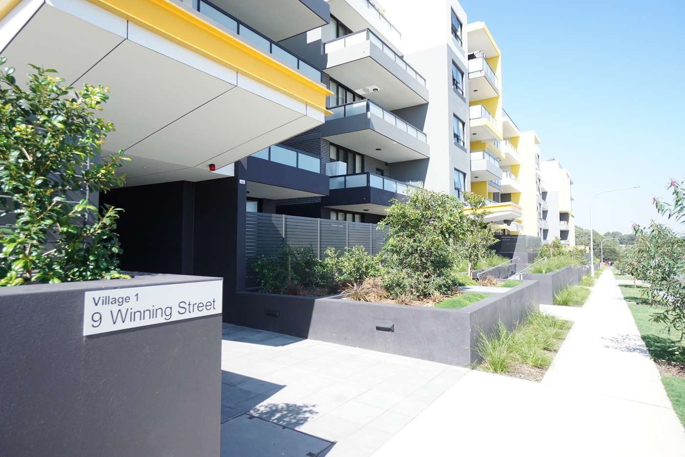 Main view of Homely apartment listing, Level 4/434/9 Winning Street, Kellyville NSW 2155