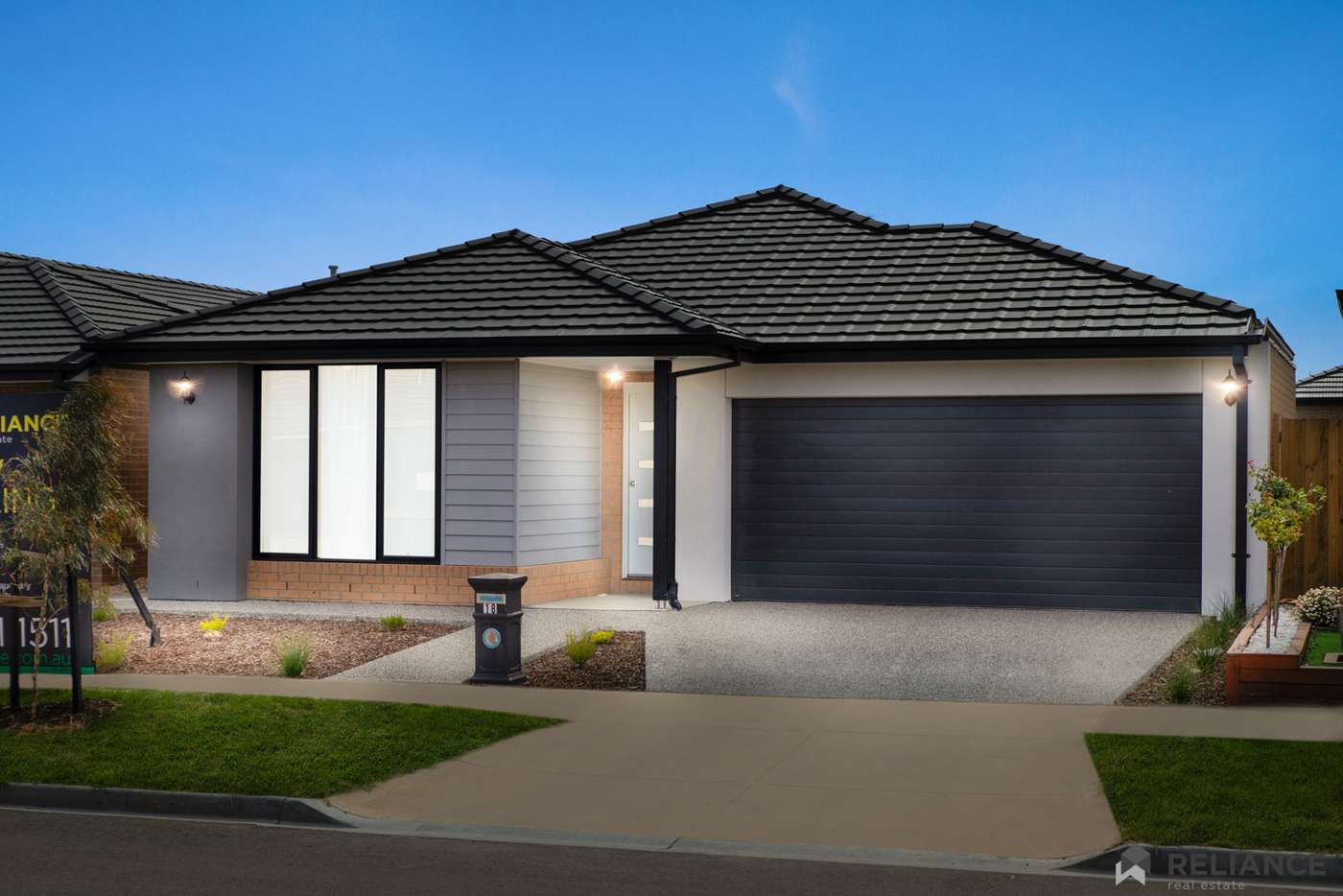 Main view of Homely house listing, 18 Ricotta Road, Manor Lakes VIC 3024