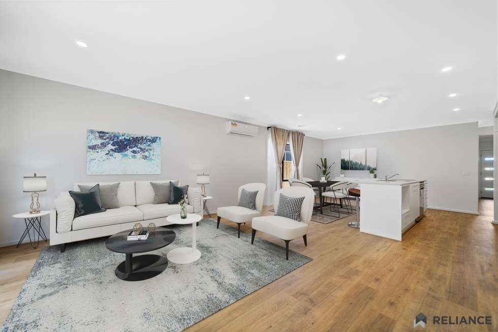 Fourth view of Homely house listing, 18 Ricotta Road, Manor Lakes VIC 3024