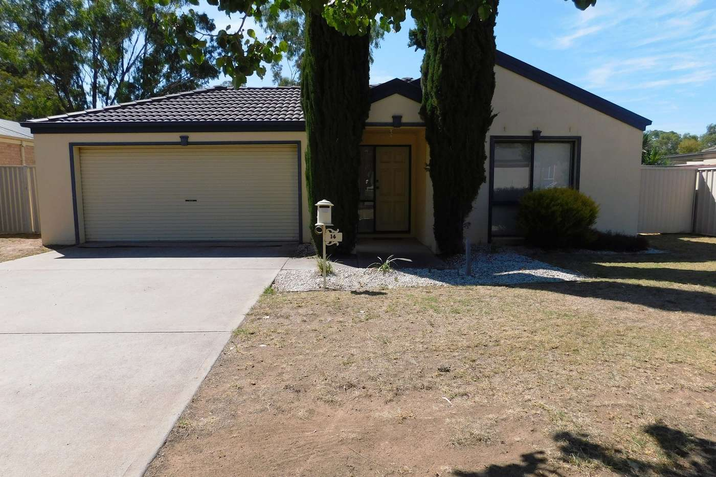Main view of Homely house listing, 14 Nedlands Close, Wodonga VIC 3690