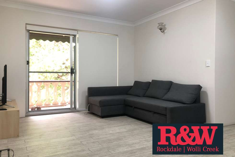 Second view of Homely apartment listing, 15/1-2 Firth Street, Arncliffe NSW 2205