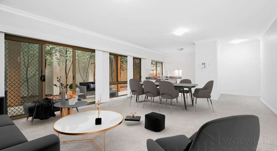 2/1-5 Huxtable Avenue, Lane Cove NSW 2066