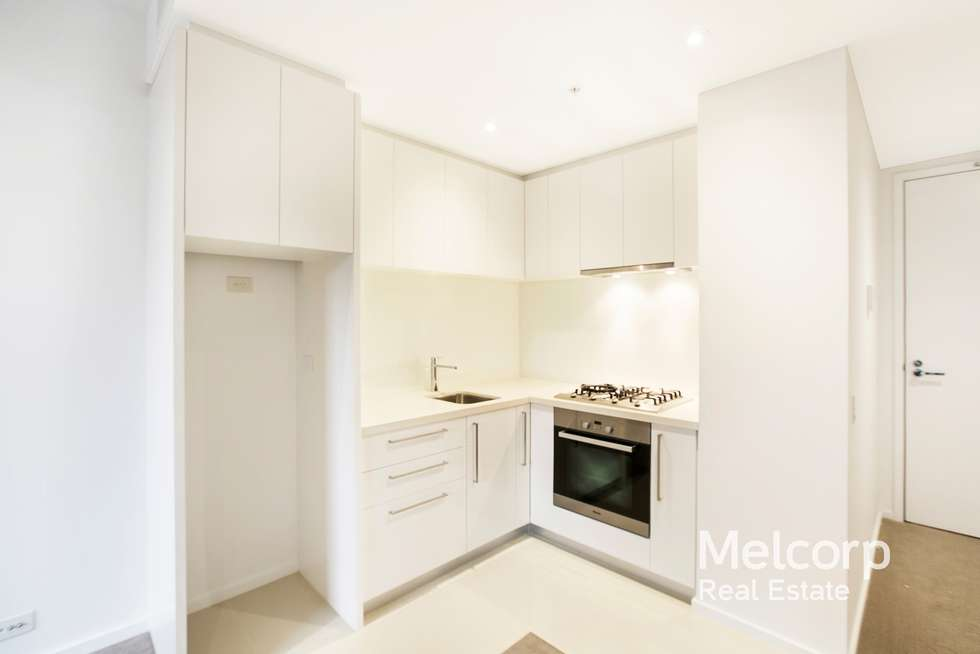 Third view of Homely apartment listing, 3414/9 Power Street, Southbank VIC 3006