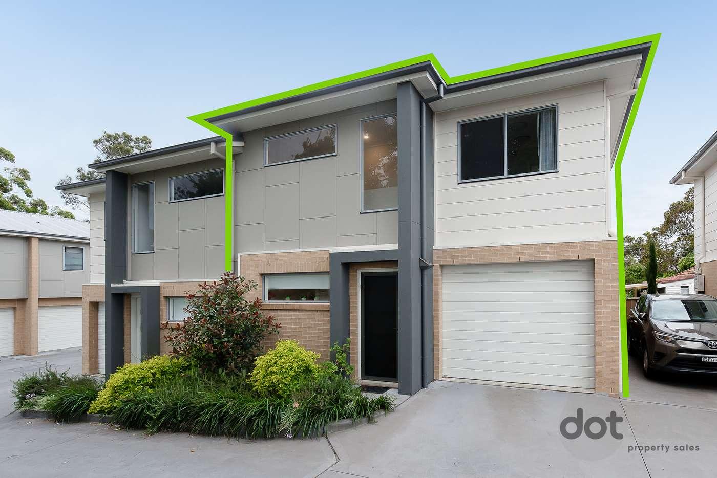 Main view of Homely apartment listing, 3/3 Kenibea Avenue, Kahibah NSW 2290